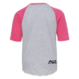 Youth Baseball Tee - Clara