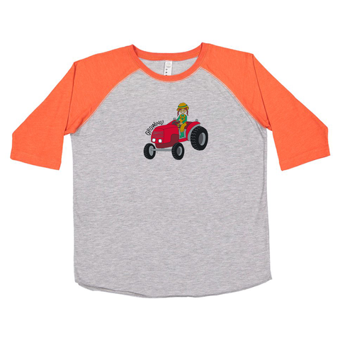 Youth Baseball Tee - Frankie