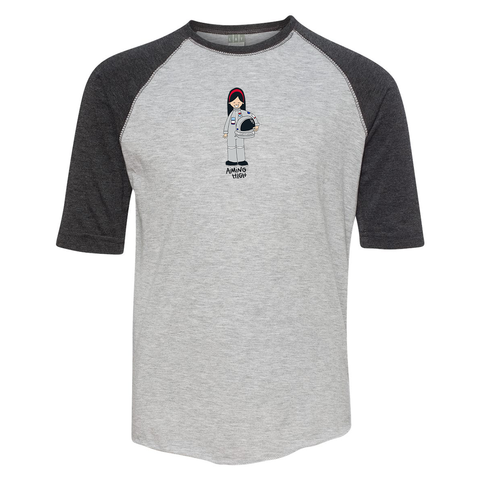 Youth Baseball Tee - Astrid
