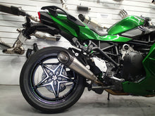 Load image into Gallery viewer, KAWASAKI H2 SE/SX VANDEMON TITANIUM EXHAUST SYSTEM 2018-2020