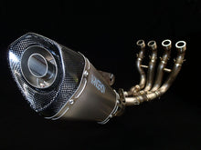 Load image into Gallery viewer, BMW S1000RR VANDEMON TITANIUM EXHAUST SYSTEM 2013-18