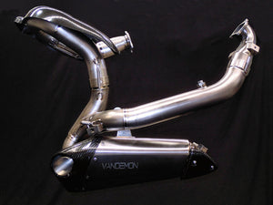 Ducati 899 & 959 Panigale Underbelly Exhaust System