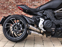 Load image into Gallery viewer, Ducati XDiavel & XDiavel S 1260 Vandemon Titanium Exhaust System 2016-19