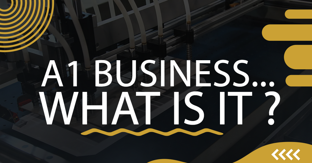 A1 Business; What Is It?