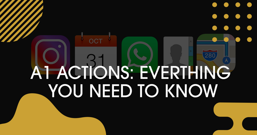 A1 Actions: Everything You Need to Know!