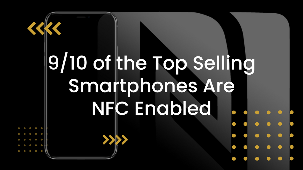 NFC enabled smartphones A1