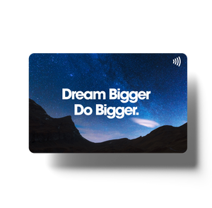 Dream Bigger Do Bigger