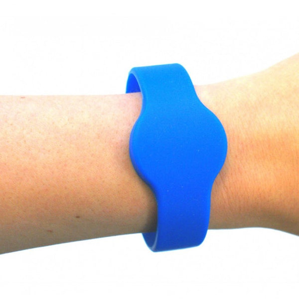 A1 Silicon Band - Blue