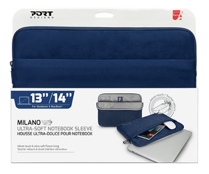 Port Designs MILANO 13/14 Notebook Sleeve Blue