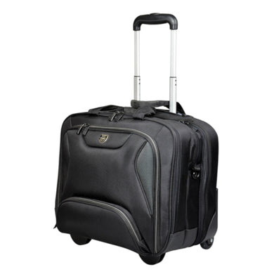 Port Designs MANHATTAN 15.6 Trolley Case Black