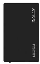 Load image into Gallery viewer, Orico 3.5' USB3.0 External Hard Drive Enclosure Black