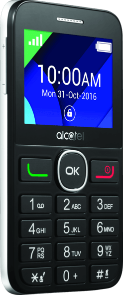 ALCATEL 2008G - IDEAL FOR ELDERLY PEOPLE