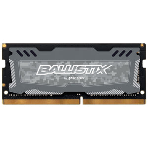 Ballistix Sport LT 8GB DDR4 2666MHz SO-DIMM Grey