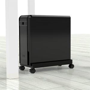 Orico Computer Stand with Wheels 61kg - Black