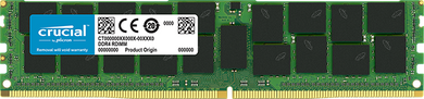 Crucial 16GB DDR4 2666MHz Dual Rank ECC Registered Dimm