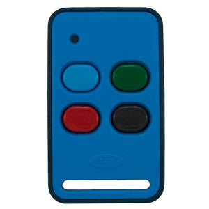 ET Blu 4 button remote transmitter