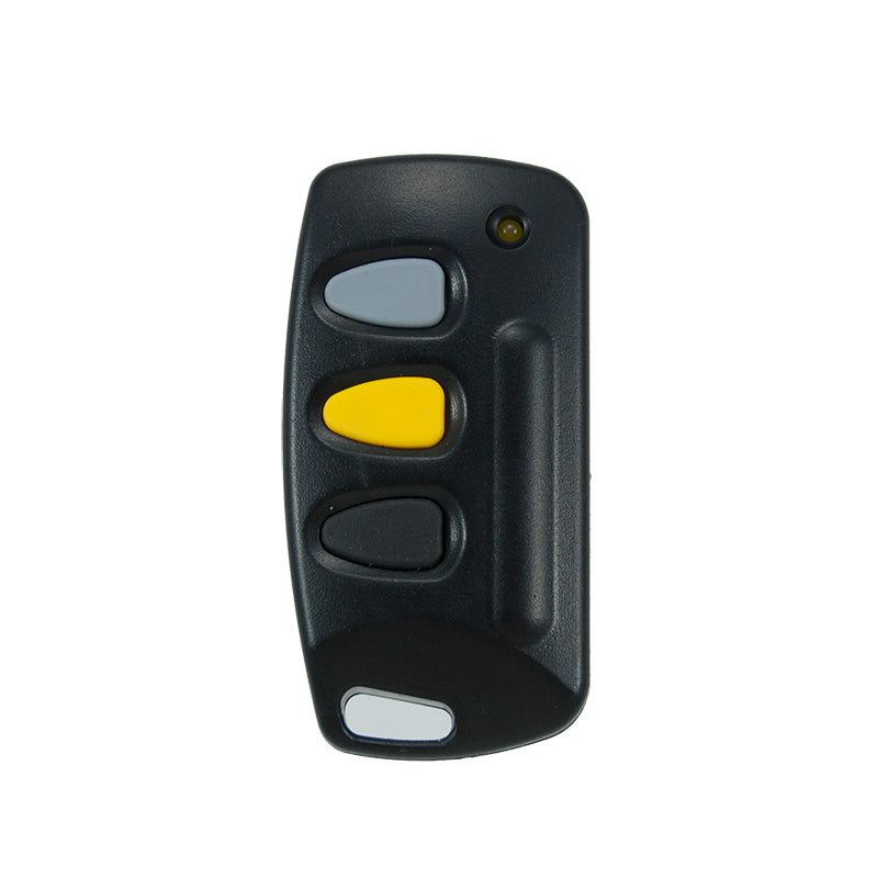 Gemini 433mHz 3 button gate remote transmitter