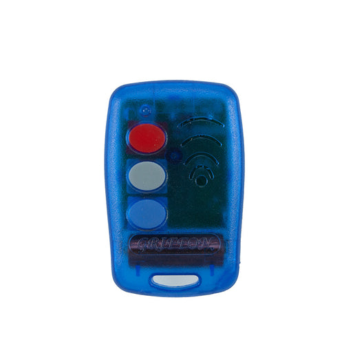 Griffon 3 button blue 403mHz remote transmitter