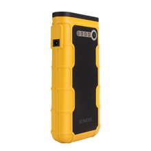 Load image into Gallery viewer, Romoss Jump Starter 12000Mah Yellow