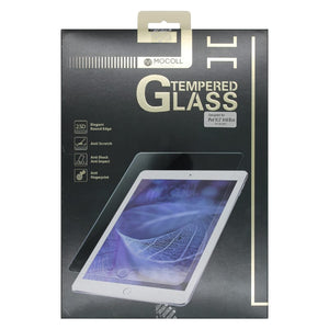 Mocoll 2.5D Tempered Glass Full Cover Screen Ipad Pro 10.2 Blue Clear