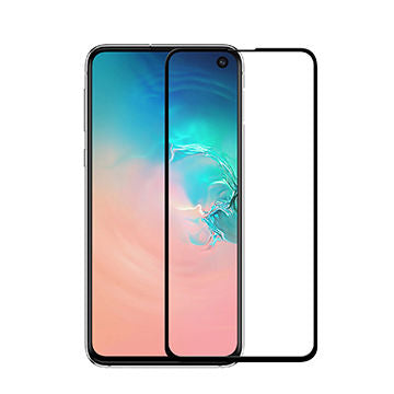 Samsung Galaxy S10e Tempered Glass Screen Guard Full Glue Cover Friendly