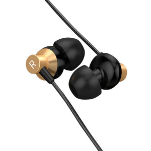 Orico Soundplus 3.5mm Inear Headphones - Gold