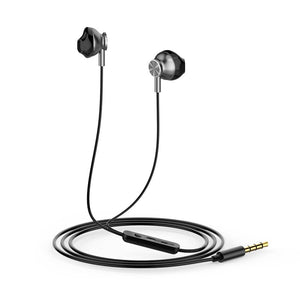 Orico Soundplus 3.5mm HiFi Inear Headphones - Black