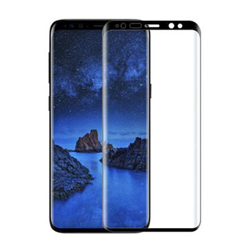Samsung Galaxy S9 Tempered Glass Screen Guard Full Glue Cover Friendly