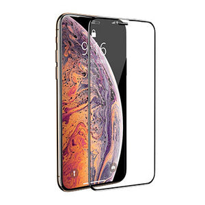 Apple iPhone XS MAX Tempered Glass Screen Guard Full Glue