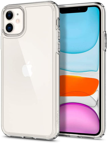 iPhone 11 Clear Shock Resistant Gel Cover