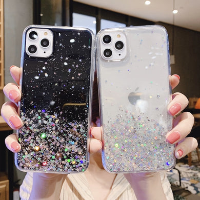 CellTime Huawei P40 Lite Starry Bling cover