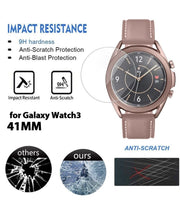 Load image into Gallery viewer, CellTime™ Galaxy Watch 3 41mm Tempered Glass Screen Guard