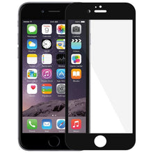 Load image into Gallery viewer, CellTime™ Full Tempered Glass Screen Protector for iPhone 6 Plus - Black