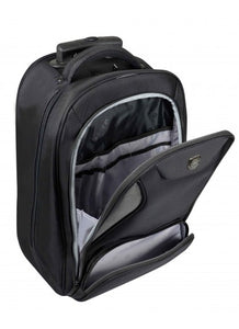 Port Designs MANHATTAN 15.6' Backpack and Trolley Case Blac