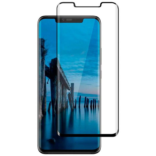Huawei Mate 20 Pro Tempered Glass Screen Guard Full Glue