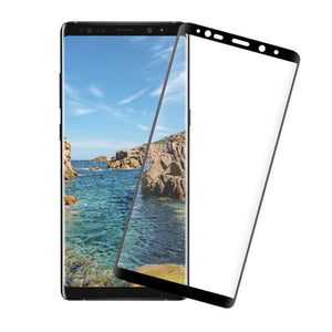 Samsung Galaxy Note 8 Tempered Glass Screen Guard Full Glue
