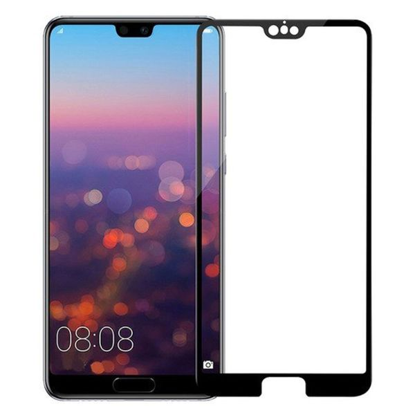 Huawei P20 Pro Tempered Glass Screen Guard Full Glue
