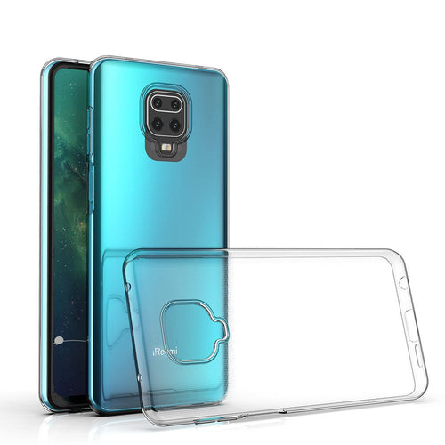 CellTime™ Xiaomi Redmi Note 9s / Pro Shockproof Clear Cover