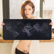 Load image into Gallery viewer, CellTime™ World Map Mouse Pad Desk Mat Large - Non Slip (40cm x 90cm)