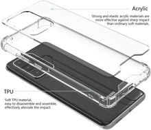 Load image into Gallery viewer, Samsung Galaxy S20 Ultra Clear Shock Resistant Armor Cover