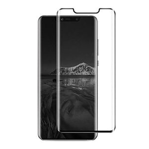 Huawei Mate 20 Pro Tempered Glass Screen Guard Full Glue Cover Friendly
