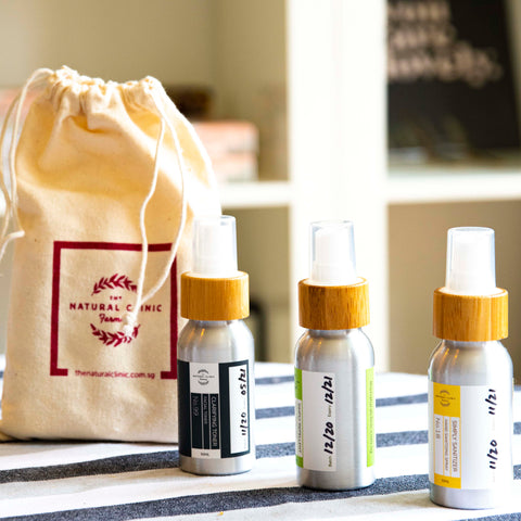 Singapore Special Set by The Natural Clinic and Farmacy