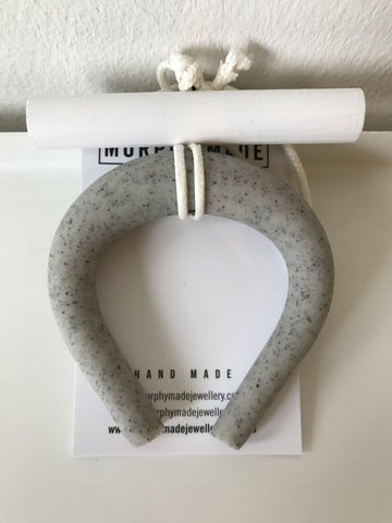 Wishbone Necklace by Murphy Made