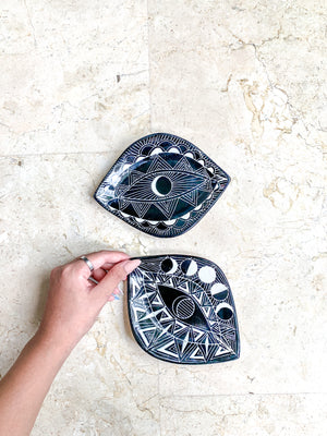 Spirit Eye Meze Plate by Deme