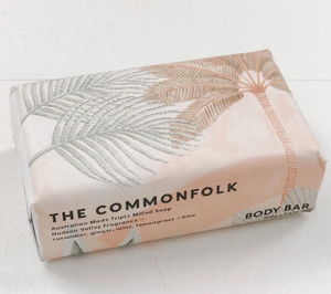 Body Soap Bars by The Commonfolk Collective