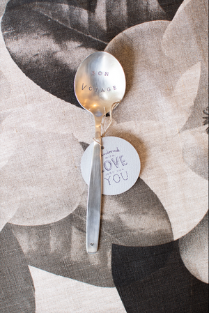 Fourchette & Cie keepsake spoons