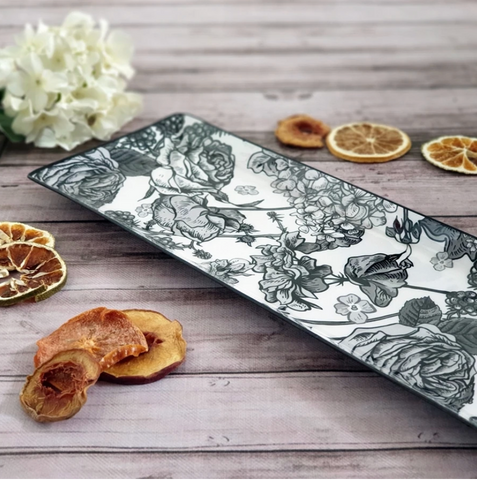 Metal Platter/Tray by Blank Slate Home