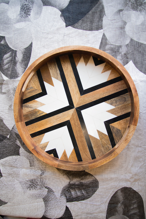 Wooden Trays by Shiva Designs Bespoke