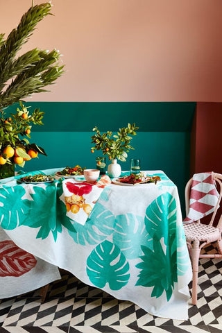 Tablecloths by Bonnie & Neil