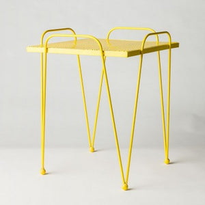MJG Retro Mesh Metal Tables
